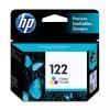Cartucho de Tinta HP 122 Tricolor 1.5ml Amarillo, Cián, Magenta