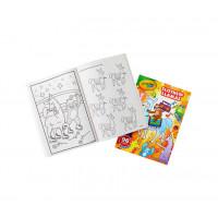 Crayola Coloring Book Llamas