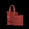 Bolso de Dama para Laptop de Hasta 15.4 Pulgadas, Color Rojo, Verona Klip Xtreme