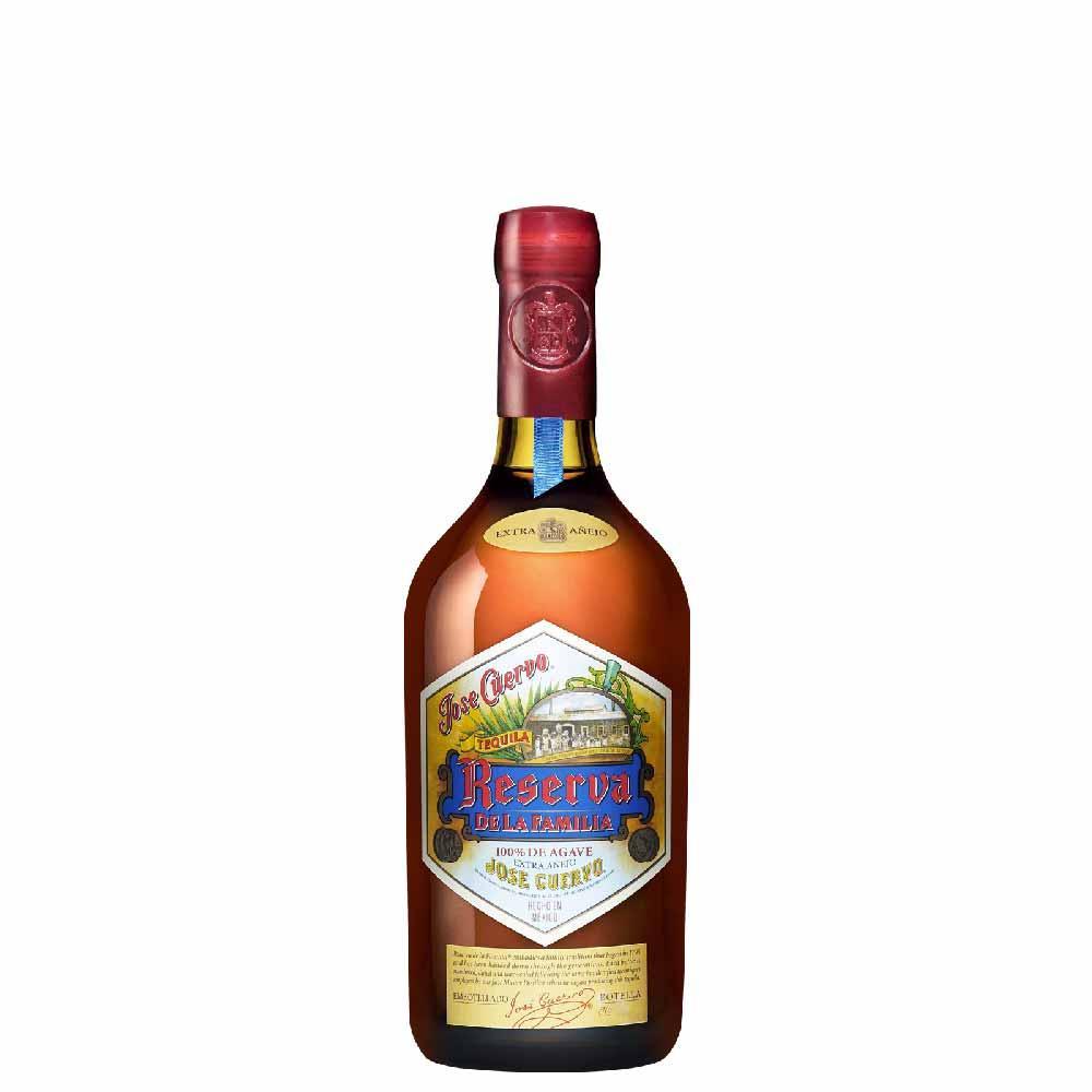 Botella De Tequila Reserva De La Familia Añejo Entrega a ...