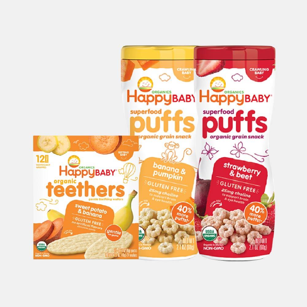 Cereales y Compotas para Bebé