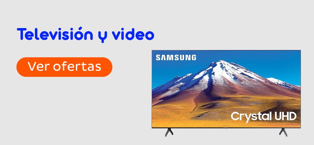 ofertas tv y video